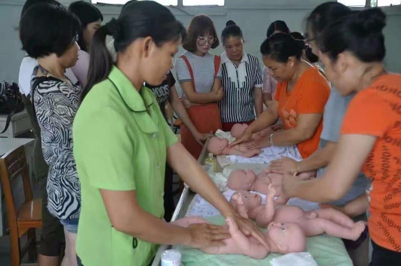 育婴员培训