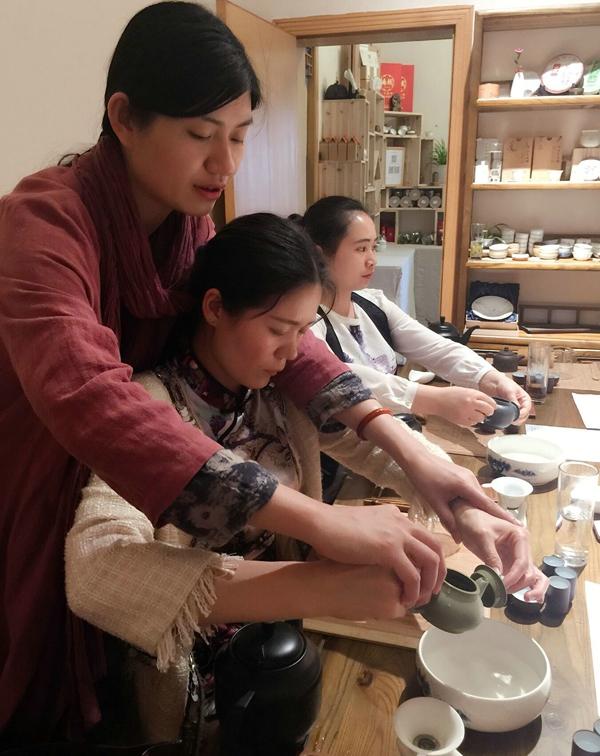 茶艺师培训指导